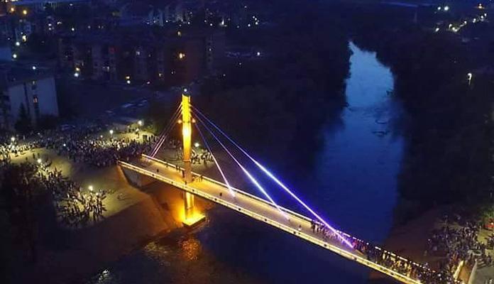 U Visokom otvoren jedan od najljepših mostova u BiH